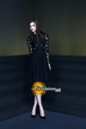 مدل لباس مجلسی کوتاه – 26