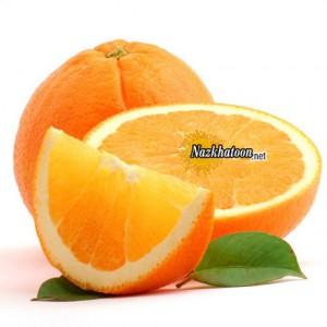 شوینده طبیعی با پوست پرتقال