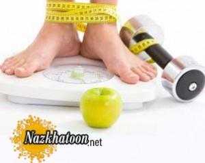 کاهش وزن بدون رفتن به باشگاه