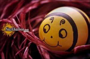 مدل تخم مرغ رنگی عید 1393 – 1