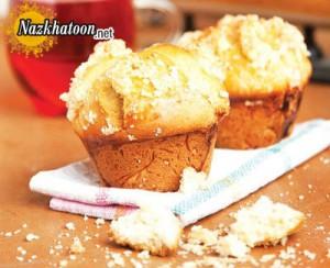 روش تهیه نان نارگیل برای صبحانه