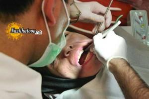 خراب شدن دندان با دینامیت ها