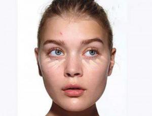 آموزش آرایش محو صورت به شکل طبیعی