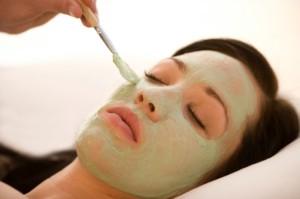 پوست بدون لک با ماسک های خانگی