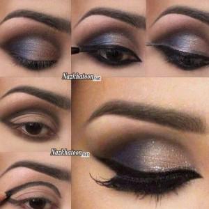 آرایش چشم – مدل 29