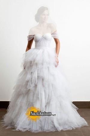 مدل لباس عروس – 24