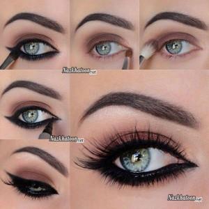 آرایش چشم – مدل 27