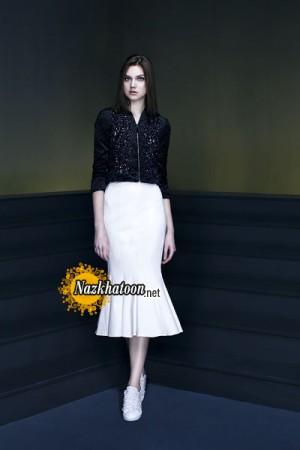 مدل لباس مجلسی کوتاه – 29