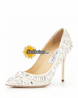 مدل کفش عروس – 5