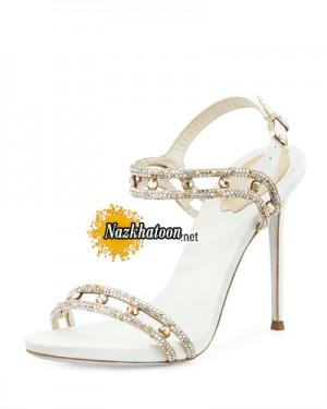 مدل کفش عروس – 7