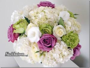 مدل دسته گل عروس – 7