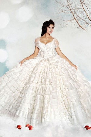 مدل لباس عروس – 23