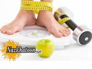 کاهش وزن سریع با ورزش آسان