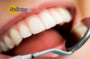 داشتن دندانهای سالم