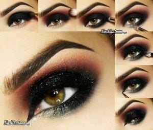 آرایش چشم — مدل 30