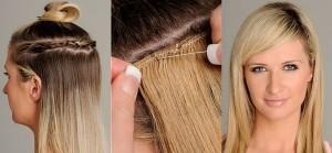 روش جدید اکستنشن بدون آسیب به مو
