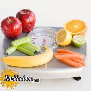 کم کردن وزن بدون رژیم گرفتن