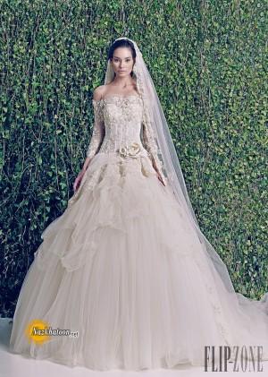 مدل لباس عروس – 27