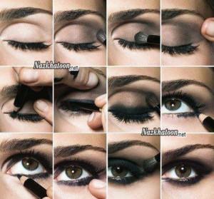 آرایش چشم – مدل 31