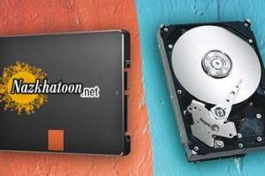 تفاوت و شباهت های دیسک ها
