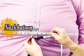 روش های مقابله با چاقی شکمی