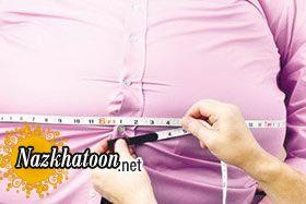 مقابله با چاقی شکمی