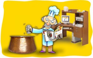 شناسایی اشتباهات شایع در آشپزی