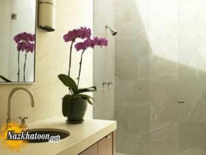 تزئینات خاصی دستشویی و حمام