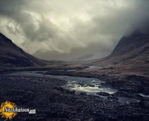 عکس های زیبا از طبیعت اسکاتلند