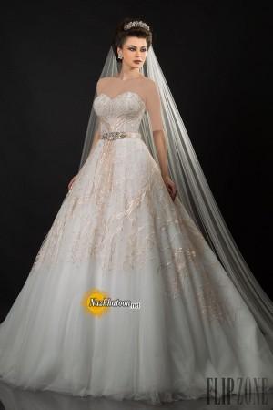 مدل لباس عروس – 29