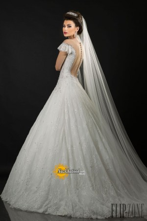 مدل لباس عروس – 33
