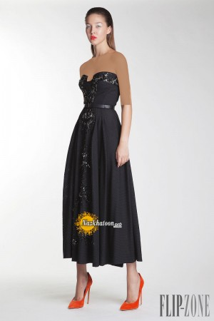 مدل لباس مجلسی کوتاه – 35