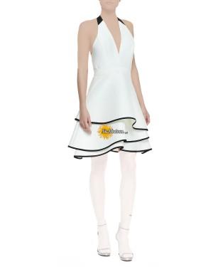 مدل لباس مجلسی کوتاه – 36
