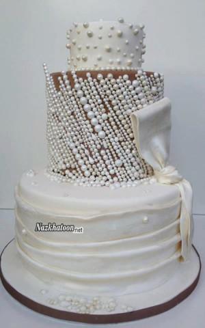 مدل کیک عقد – 5