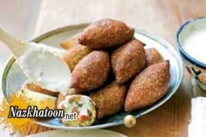 دستور پخت کباب لبنانی