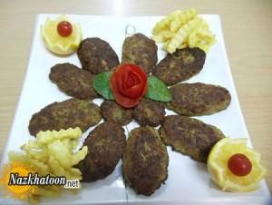 نکات لازم برای پخت کتلت اصیل ایرانی