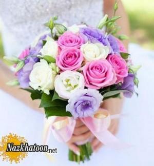 مدل دسته گل عروس – 8