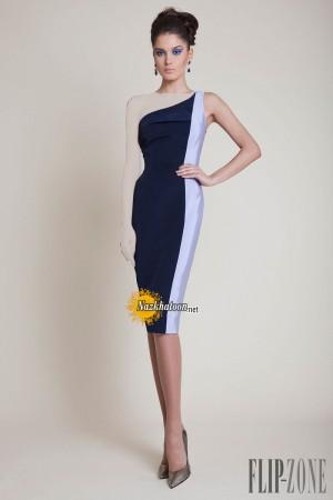 مدل لباس مجلسی کوتاه – 40