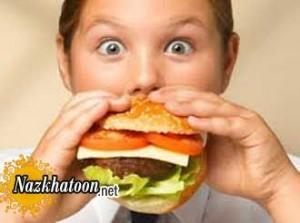 اضافه وزن در کودکان دختر