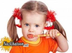 دندان های کودکم سالم است؟
