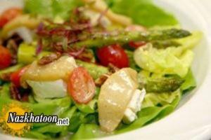 روش های متنوع پخت سبزیجات