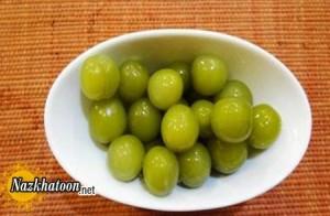 روش تهیه ترشی گوجه سبز