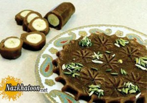 روش تهیه حلوای موز ( خوراک هندی )