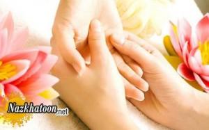 درمان اندام ها با کف دست
