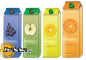 دلیل مضر بودن آب میوه