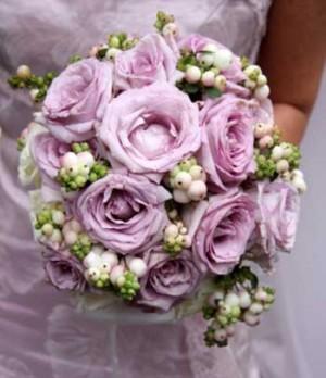 شیک ترین مدل دسته گل عروس – 11