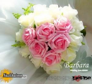 مدل های جوان پسند دسته گل عروس – 12