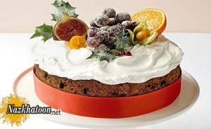 روش تهیه کیک میوه ای کلاسیک