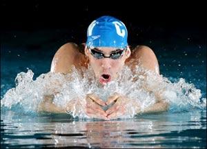 چگونگی تغذیه مناسب برای ورزش شنا