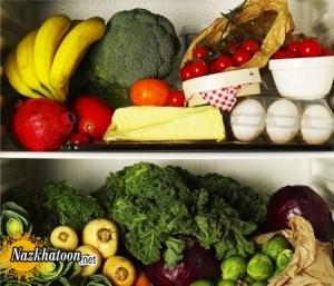 چند توصیه مهم برای نگهداری میوه و سبزیجات